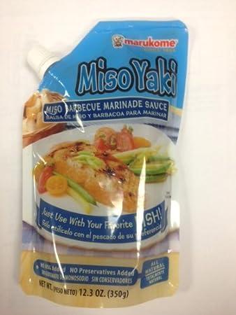 Miso Yaki for Fish