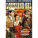 Tom Keene Double Feature: Louisiana Gal (1937) / Battle of Greed (1936)