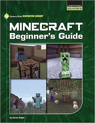 Minecraft Beginner's Guide (Turtleback School & Library