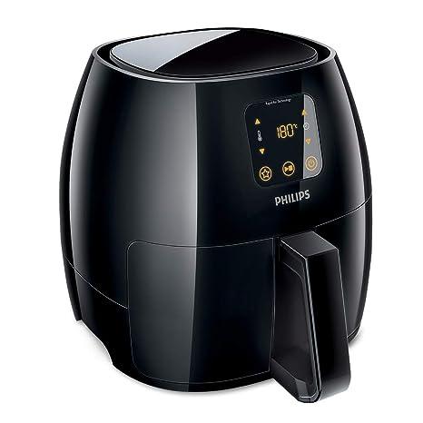 Philips HD9240/90 Avance Airfryer XL - Freidora con tecnología de aire caliente Rapid Air, color negro [Importado de Alemania]