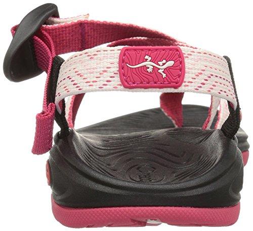 Chaco Damen Zvolv 2 Athletic Sandale Led Himbeere
