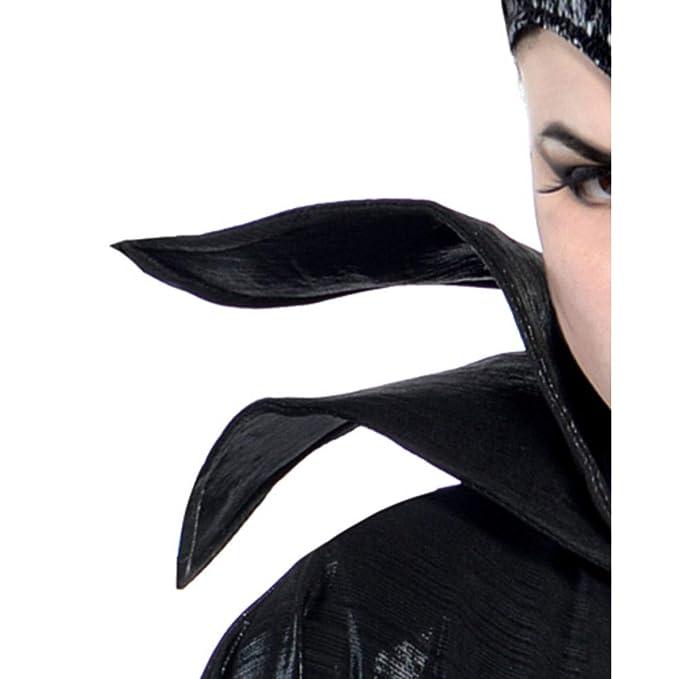 Amazon.com: Traje de Halloween maléfico para mujer, maléfico ...