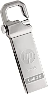 HP 64GB USB 3.0 Metal Hook Flash Drive