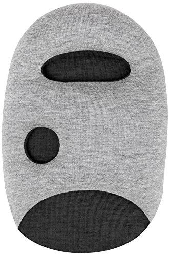 Studio Banana Things Mini Midlight Grey Ostrich Pillow