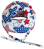 Bellady Infant, Toddler & Baby Child No Bumps Safety Protective Hat,Star Style