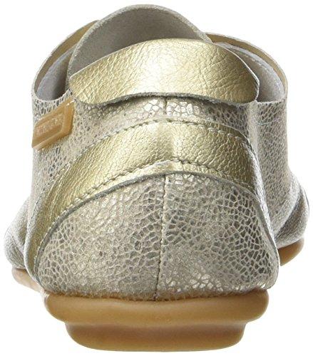 Pataugas Swing/S, Zapatos de Cordones Derby para Mujer Or (Or)