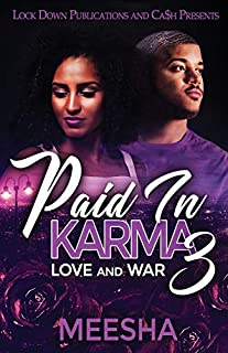 Book Cover: Paid in Karma 3: Love and War