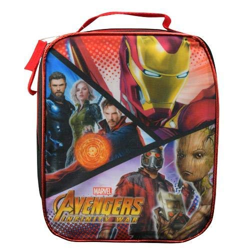 Avengers Infinity War Lunch Bag Multicolor AWCONR04R 5 AWCONR04RS 5