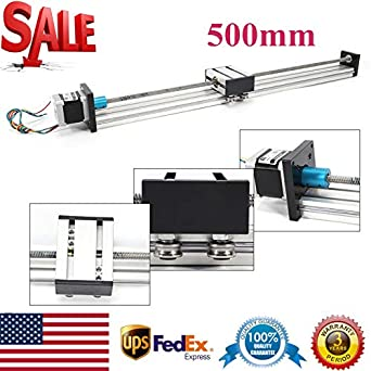 BSTOOL 500mm Travel Length Linear Stage Actuator CNC Linear Actuator