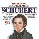 Masters Of Classical Music: Schubert