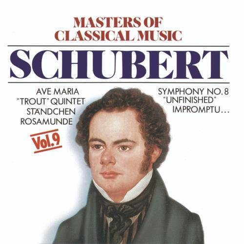 Masters Classical Music (Masters Of Classical Music: Schubert)