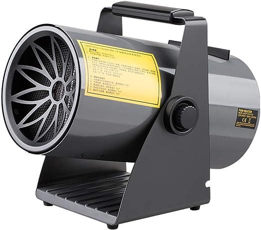 Industrial heater Even Calentador de Ventilador eléctrico Seguro ...