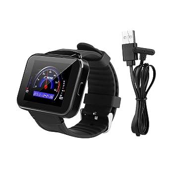 Naroote Reloj Inteligente,Reloj podómetro 2.2in 3G Videollamada ...