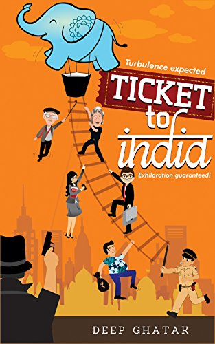 Ticket to India: Turbulence expected, exhilaration guaranteed!