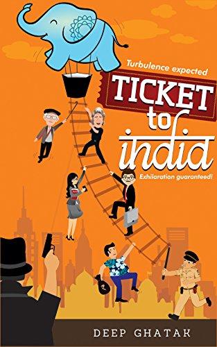 Ticket to India: Turbulence expected, exhilaration guaranteed!