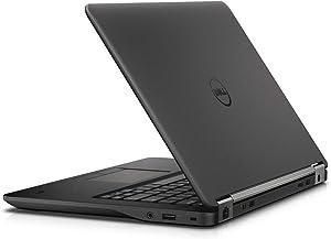 Dell Latitude E7470 Intel Core i5-6300U X2 2.4GHz 8GB 256GB SSD 14in,Black(Renewed)