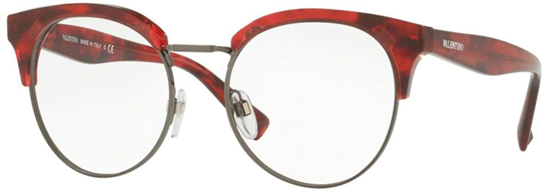 Eyeglasses Valentino VA 3015 5020 RED HAVANA