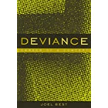 Deviance: Career of a Concept