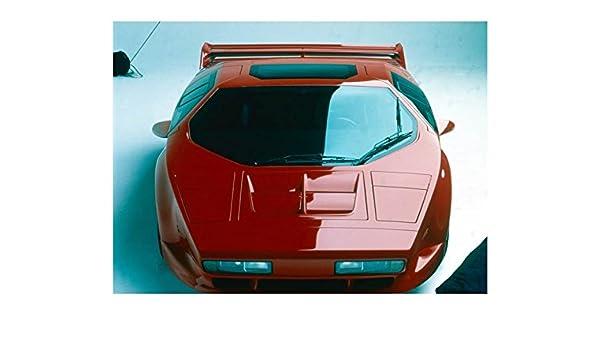 Amazon.com: 1992 Vector W8 Twin Turbo Automobile Photo Poster: Entertainment Collectibles