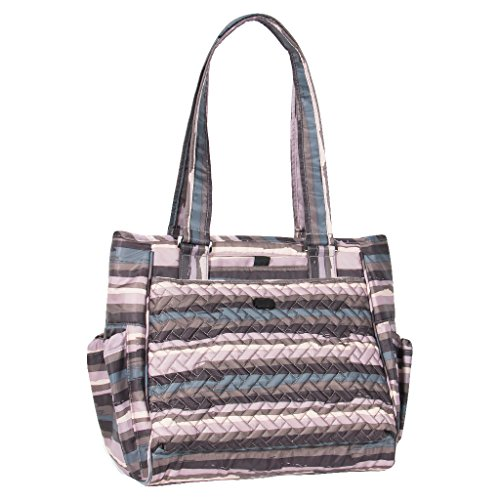 Lug Women's Cabby RFID Shopper Tote, Painted Pearl Travel, Panted, One Size ()