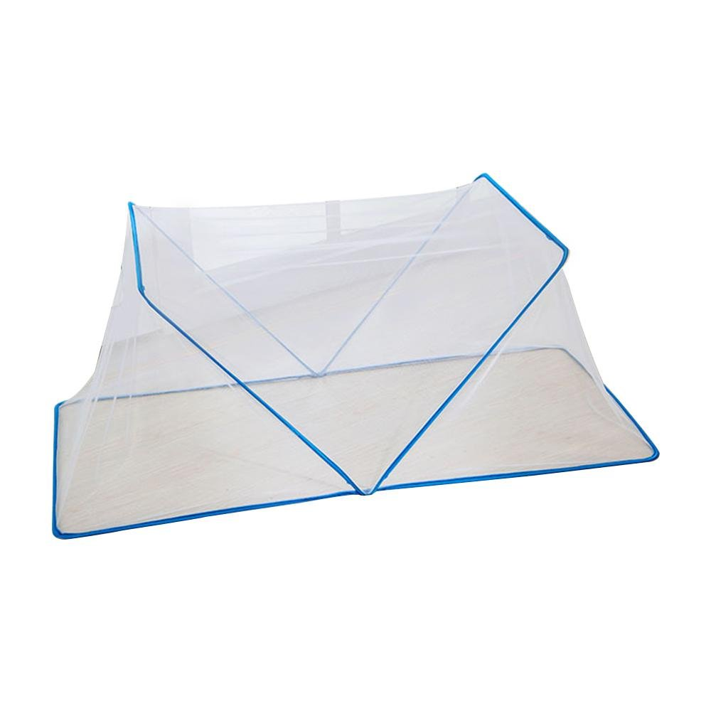 Baby Mosquito Net Tent Collapsible AOLVO Small Portable Folding mosquito netting or Large Mesh Screen Food Cover Tent Umbrella Outdoor Picnic Food Covers Mesh, Food Cover Net,2pcs