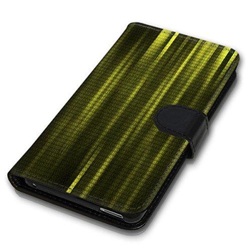 Wallet Book Style Flip Handy Tasche Case Schutz Hülle Schale Motiv Etui für Apple iPhone 5 / 5S - Design Flip MV174