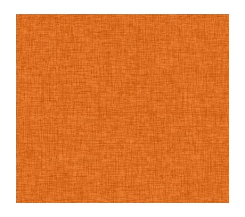 York Wallcoverings KB8676 Bistro 750 Linen Prepasted Wallpaper, Orange (Tan Plaid Wallpaper)