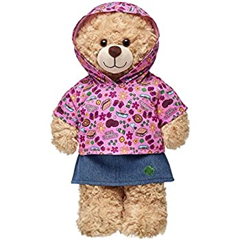 853e0772b8145 Amazon.com: Build A Bear Workshop Girl Scout S'Mores Underwear: Toys ...