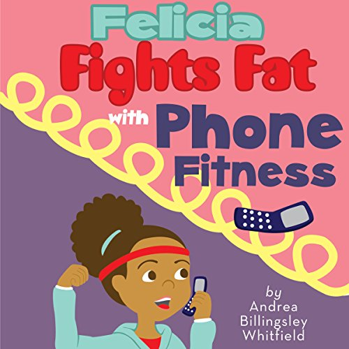 Felicia Fights Fat with Phone - Dennis Felicia