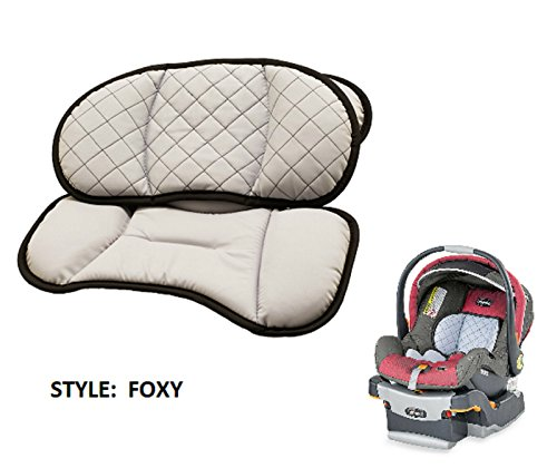 Replacement Infant Head and Body Insert for KeyFit or KeyFit 30 Car Seat – FOXY