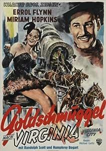 Virginia City - Movie Poster - 11 x 17
