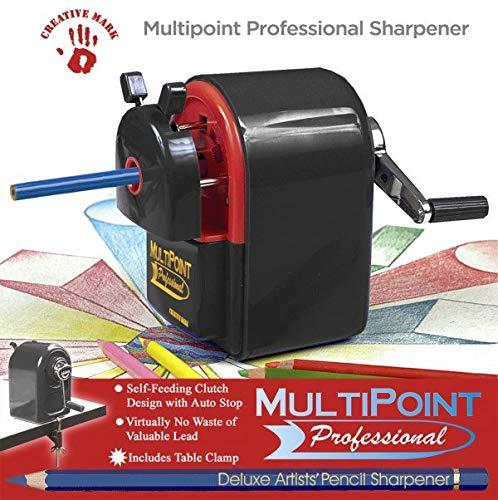 Creative Mark Multipoint Professional Pencil Sharpener