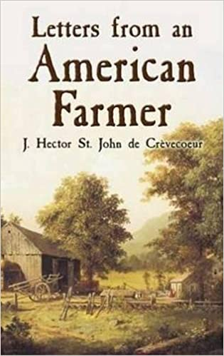 Letters from an American Farmer (Dover Books on History, Political ...