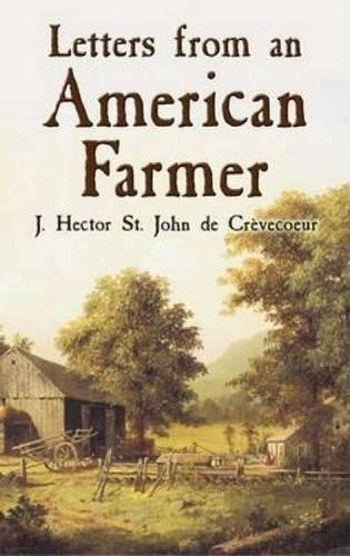 Letters from an American Farmer (Dover Books on History, Political and Social Science) - Nouveau Silver Letters