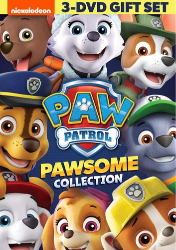 - PAW Patrol: Pawsome Collection