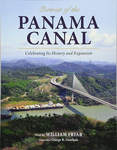 Books : Portrait of the Panama Canal: Celebrating Its History and Expansion