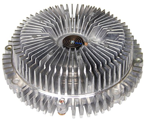 TOPAZ 6600 Cooling Fan Clutch for Nissan Armada Pathfinder Titan QX56 (Cooling Fan Clutch Assembly)
