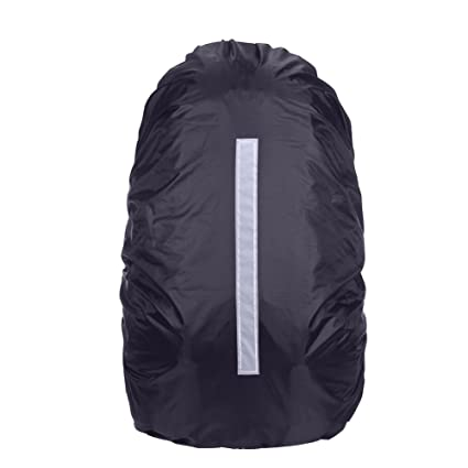 ad6498609f prettygood7 20-45L Reflective Waterproof Rain Dust Backpack Bag Cover  Safety Travel  Amazon.co.uk  DIY   Tools