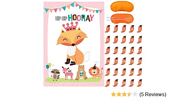 Over 400 Forest Friends Stickers Total Party Favor Sticker Sheets Forest Animal Stickers Party Supplies Set
