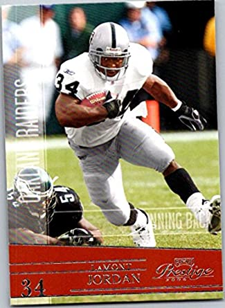 Amazon.com  2006 Playoff Prestige  111 LaMont Jordan NM-MT Raiders ... 0cc3a6c495