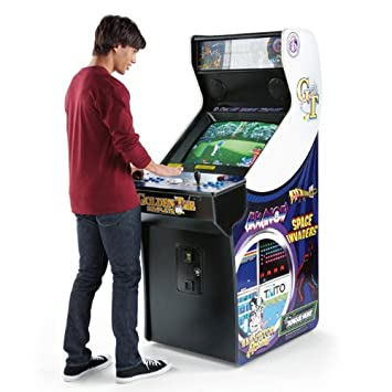 Amazon.com: Chicago Gaming Arcade Legends 3 Upright Arcade Game ...