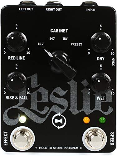 Leslie G Pedal Leslie Speaker Simulator for Guitar (Best Leslie Simulator Pedal)