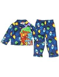 Avengers Baby Boys Toddler Flannel Pajama Set