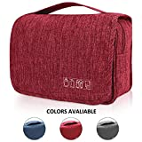 EcoLifeDay Handing Toiletry Bag, Waterproof Toiletry Bag for Travel, Travel Large Dopp Kit