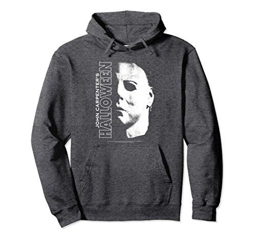 Unisex Halloween Michael Myers Large Face 2XL Dark -