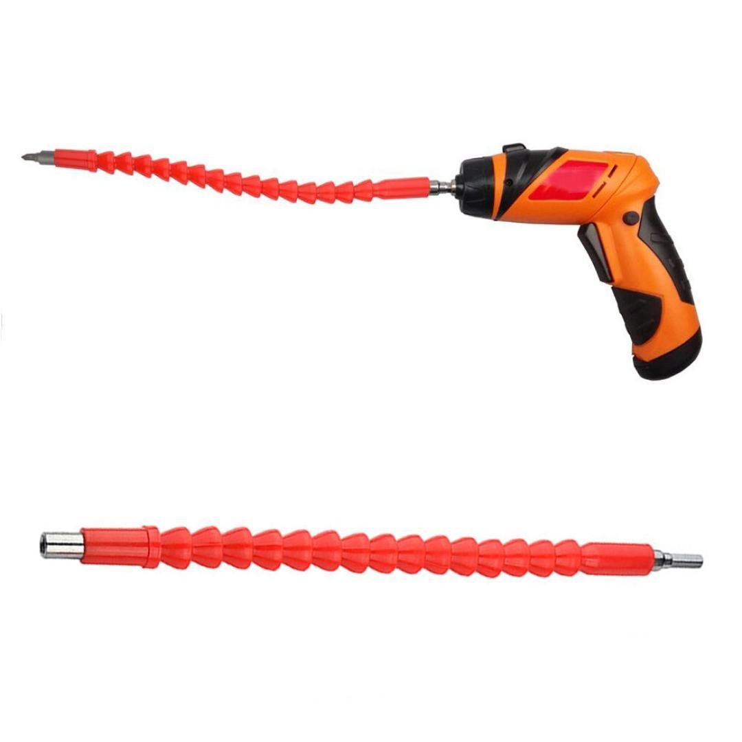 Extensor flexible para broca y taladro con conector universal de ...