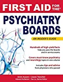 img - for First Aid for the Psychiatry Boards (First Aid Specialty Boards) book / textbook / text book