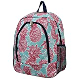 Summer Pineapple NGIL Canvas School Backpack