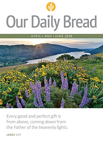 Our Daily Bread - April / May / June 2018 cover