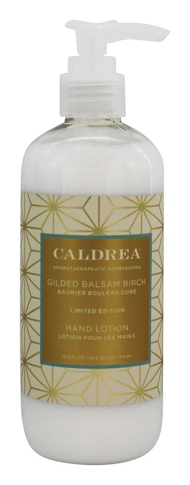 Caldrea Hand Lotion, Gilded Balsam Birch, 10.8 Ounce